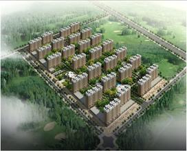 乐天堂app经济技术开发区兴隆·丽景城项目
