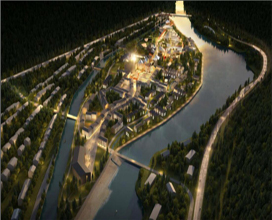 长白山紫玉漫江湾1号地、2号地建设项目一期fun88官网平台