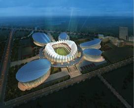 乐天堂app奥林匹克公园项目